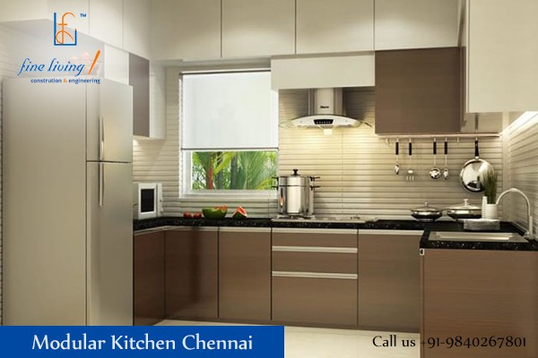 Modular Kitchen Chennai - santhanamram - Medium
