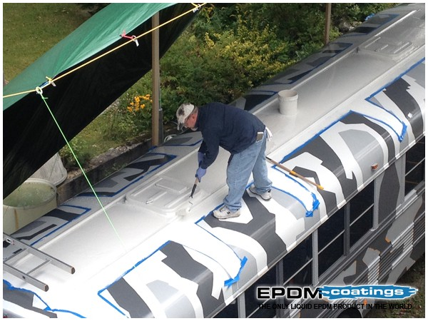 Rv Roof Repair Solutions Epdm Is Unlike Anything Out In The Market By Nicole Martains Medium