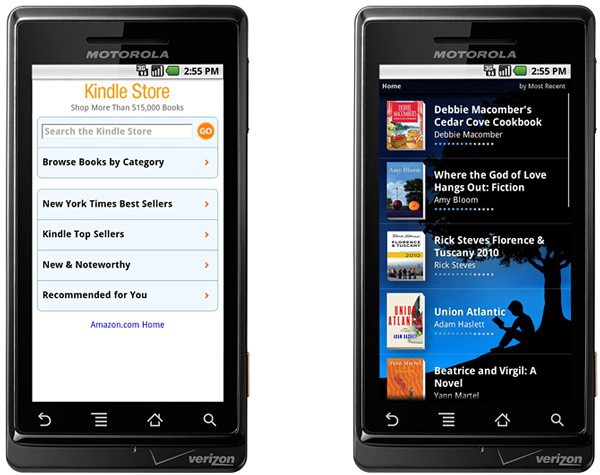 Kindle For Android Coming This Summer Ireland S Technology