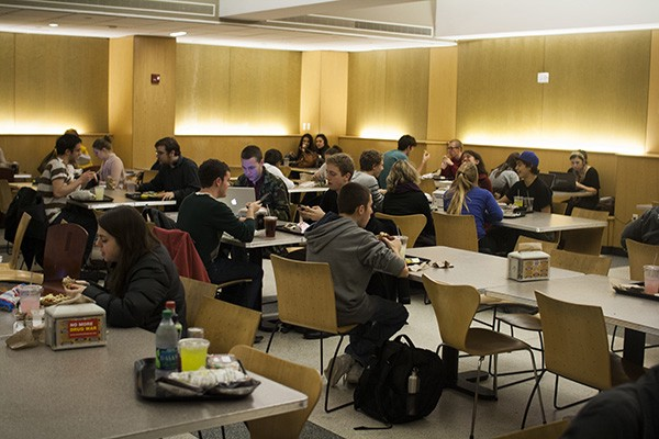 The Mystery Of Dining Hall Music - NYU Local