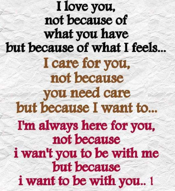 Good Love Quotes For Her – WeNeedFun - Funny Quotes ...