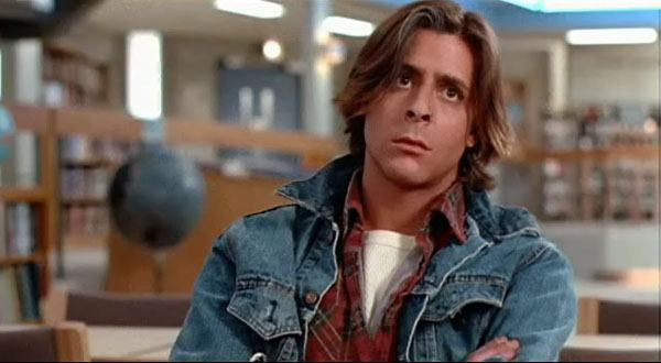 John Bender,The Breakfast Club repeatedly sexually harassed Claire, almost to the point of assault.