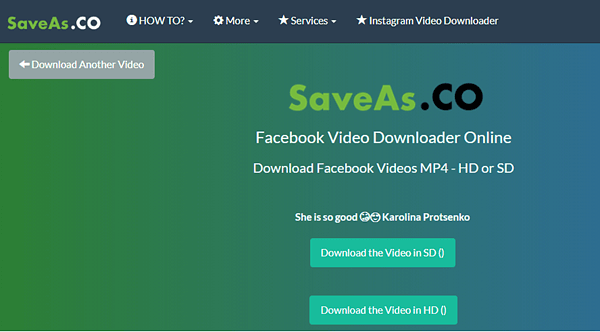 How To Save A Video From Facebook On My Computer How to save