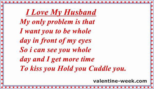 I Love You Messages For Husband, Words Lines Quotes For My ...