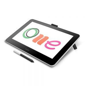 Wacom One Display with Pen