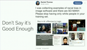 The Impact of Racial Bias in Facial Recognition Software