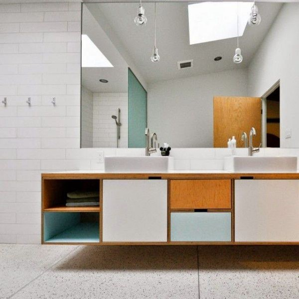 Midcentury Bathrooms Fireclay Tile