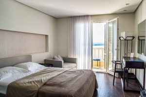 vacation timeshare bedroom