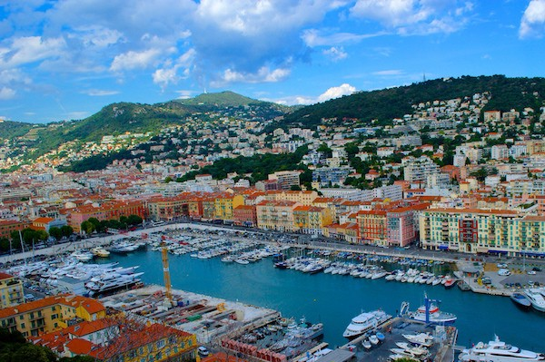 Great Runs In Nice France Note For The Full Guide To Running In By Kelsey Perrett Great Runs Medium