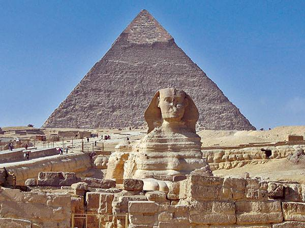 El arte en el Antiguo Egipto - Revista Pionero - Medium
