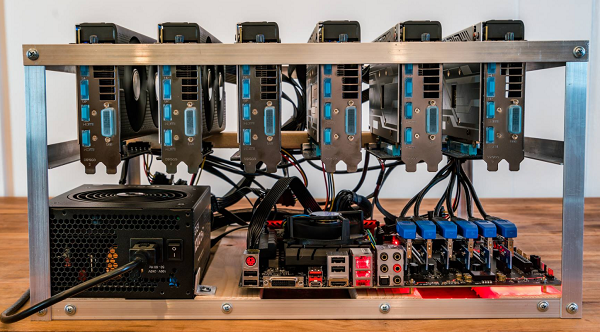 How Much Does A Cryptocurrency Mining Rig Cost