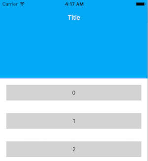 React Native ScrollView animated header - App & Flow - Medium