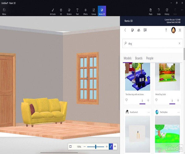 How To Make A Background Transparent In Ms Paint And Paint 3d By Daniel Wilson Medium