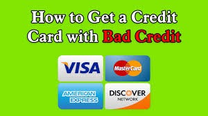 Bad Credit Credit Cards >> Credit Cards For Bad Credit Plastic Money Available With