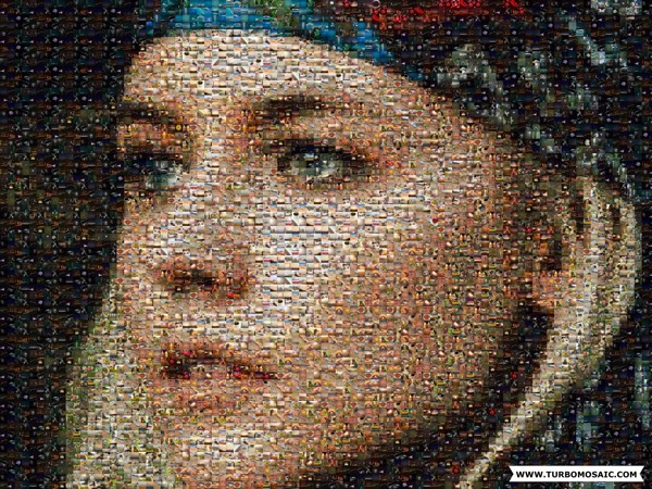Creating Photo Mosaics Using Python