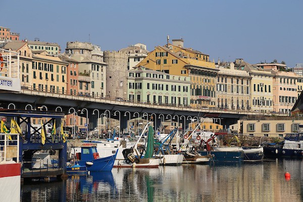 Great Runs In Genoa Italy Note For The Full Guide To Running In By Mark Lowenstein Great Runs Medium
