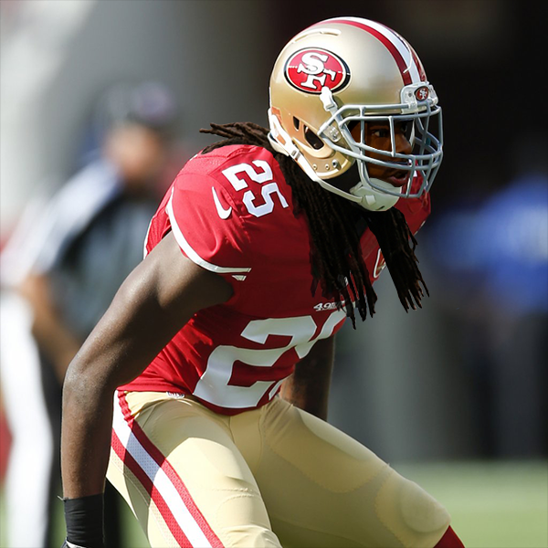 promo code 45c03 594af Vengeful' Richard Sherman Signs with the 49ers - Just The West