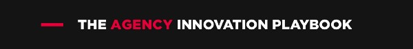 The Agency Innovation Playbook