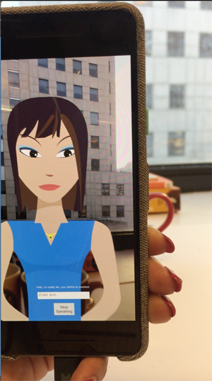 Tutorial: Expressive AI-Driven Conversational Characters in AR
