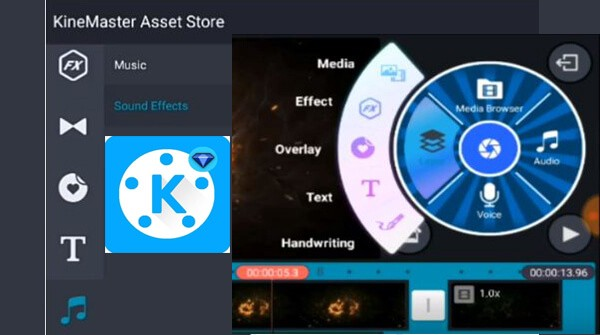 Kinemaster Diamond — Best One Video Editing Apps For Mobile   by techobd   Medium