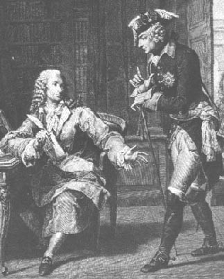 the early life and candide work of voltaire Read expert analysis on historical context in candide  during the time voltaire wrote candide  and chastity and commit their lives to charity work).