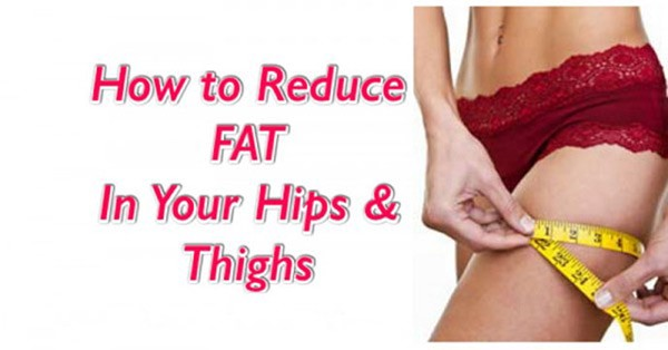 how to lose weight fast from your hips
