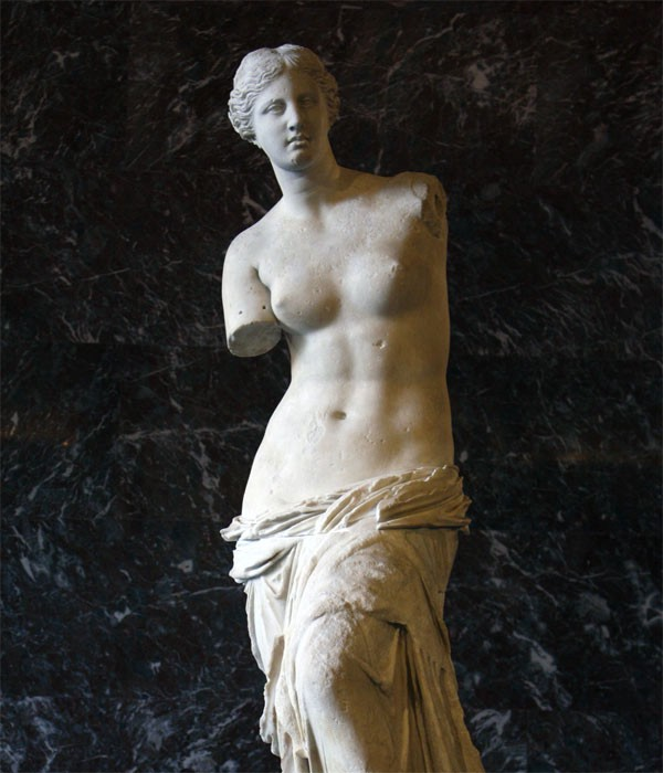 The Venus de Milo: an inspiring piece of art - Rumor Ex Mundis ...