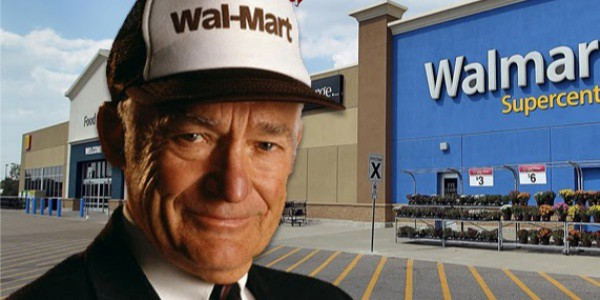 How Did Sam Walton Build Wal-Mart's Sustainable Competitive