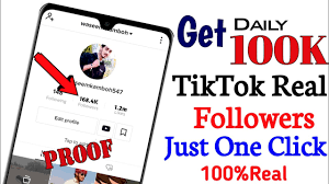 Free tiktok follower