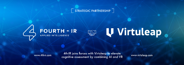 Virtuleap and 4th-IR partner to help identify Alzheimer's earlier