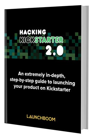 How to upsell your backers more product during your
