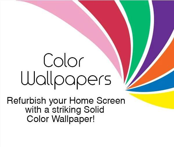 Why People Are Enjoying This Solid Color Wallpapers App