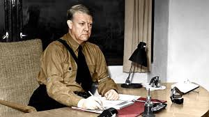 Vidkun Quisling (1887–1945), the Norwegian Nazi leader, who's name became synonymous with traitor for selling out his country—Source Google Images