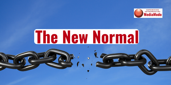 The New Normal From Life Under Lockdown To The Post Crisis World