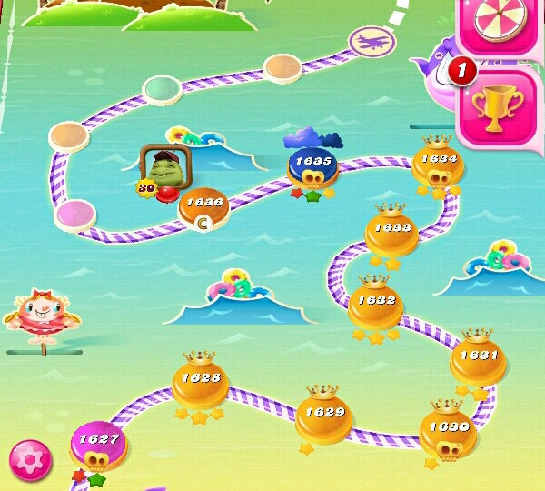 Level on candy the crush highest Who has