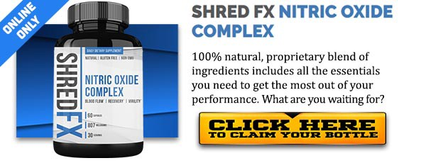 Shred FX — Powerful Testosterone Boosting Formula - Shred FX