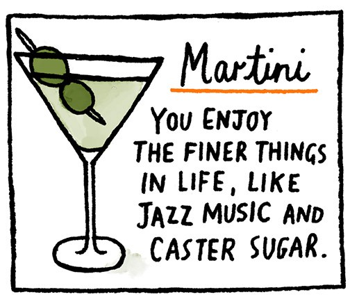 what your favorite drink says about you the nib medium