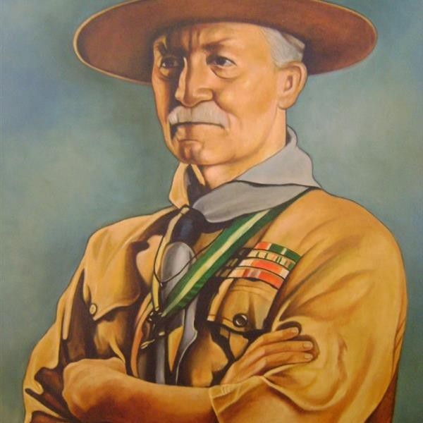 Lord Baden Powell The Scout Spy Spies Of London Medium