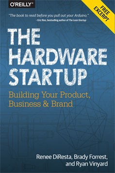 The Hardware Startup Cover