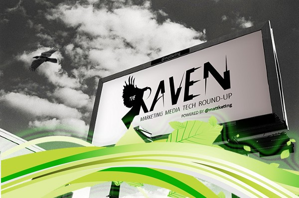 """Raise your ambition and embrace this target"" Green Special Raven Marketing, Media & Tech round-up…"