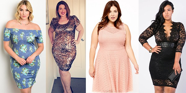 Stylish Plus Size Nightclub Dresses That Can Make You A ...