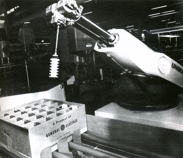 The 7 Robots That Shaped The Industry, And The Engineers Who