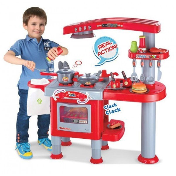Children Kids Kitchen Cooking