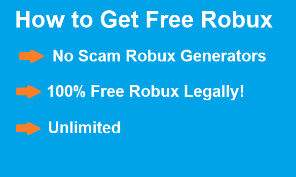 How Do You Earn Free Robux How To Get Free Robux In 2020 In This Article I Have Covered The By Robux Mania Medium