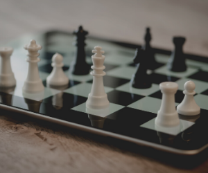 Chess — digital strategy