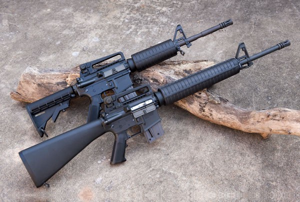 An Assault Rifle By Any Other Name - Kelly Scaletta - Medium
