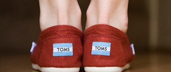 Why and how TOMS is giving new meaning