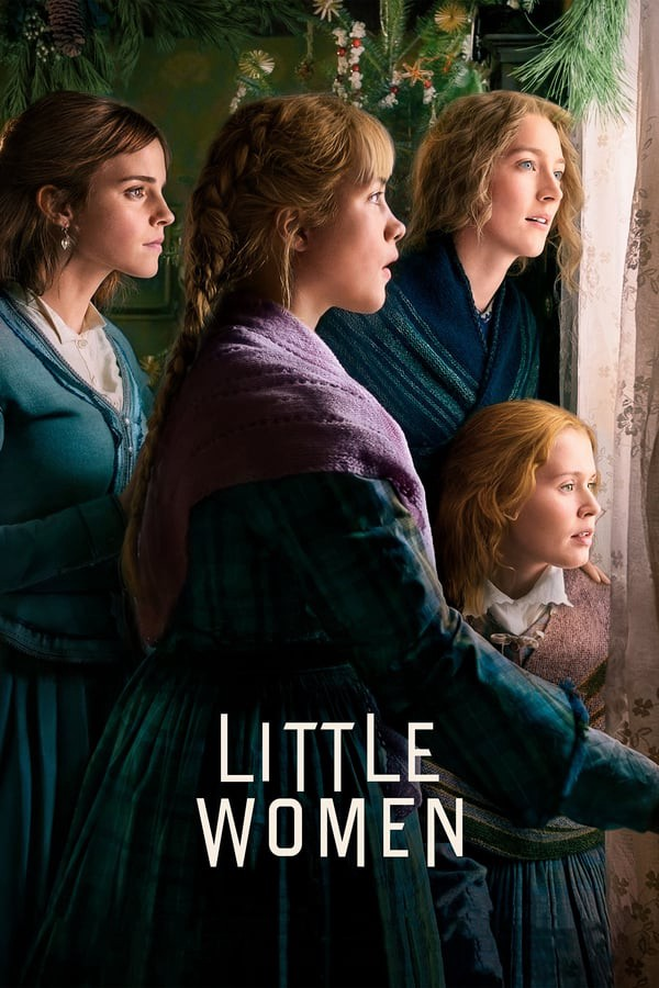 """Little Women"" movie poster, one of our favorite movies that explores female relationships!"