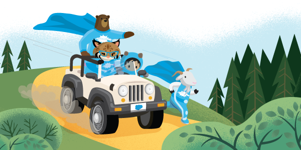 Get Administrator Exam Ready with NEW Interactive Trailhead