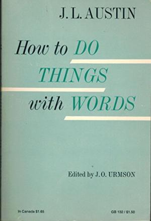 Parenting by the Books: How To Do Things With Words